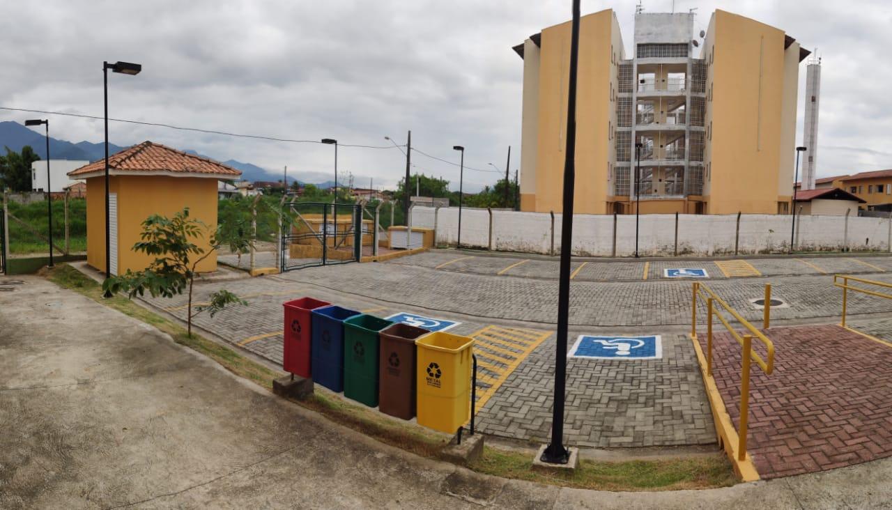 Companhia de Desenvolvimento Habitacional e Urbano do Estado de São Paulo - CDHU -   Peruíbe K